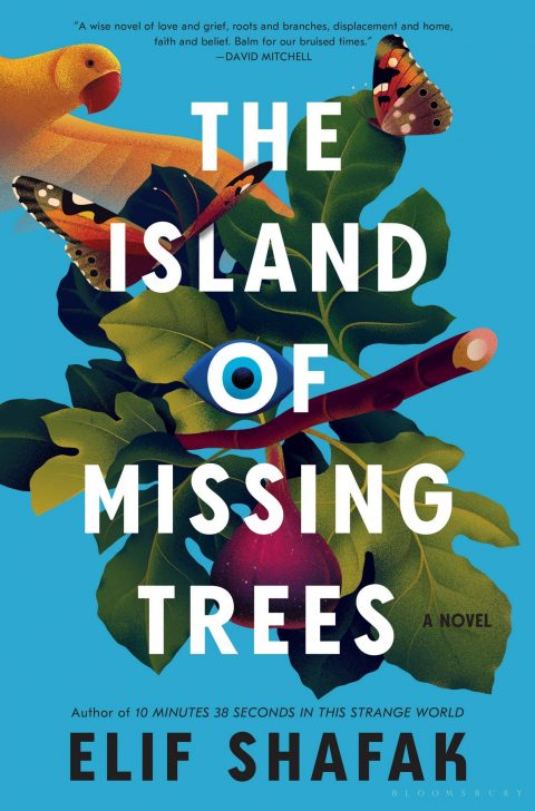 One of our recommended books is The Island of Missing Trees by Elif Shafak