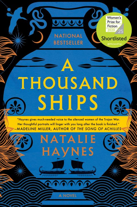 One of our recommended books is A Thousand Ships by Natalie Haynes