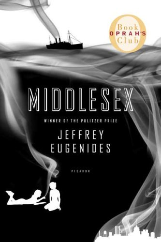 One of our recommended books is Middlesex by Jeffrey Eugenides