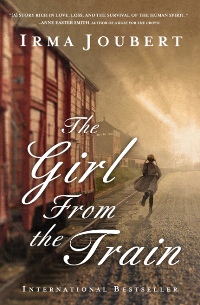 One of our recommended books is The Girl From the Train by Irma Joubert