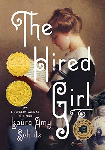 One of our recommended books for 2017 is The Hired Girl by Laura Amy Schlitz